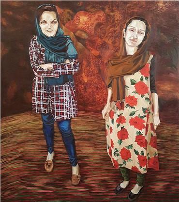 , Shahrzad Monem, Untitled, 2015, 3327