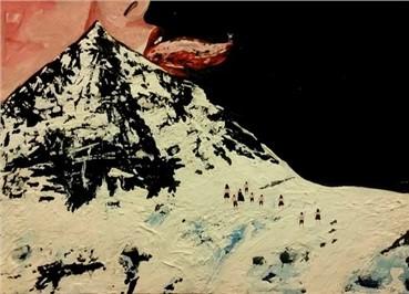 , Mahmoudreza Zandpoor, Untitled, 2015, 3543