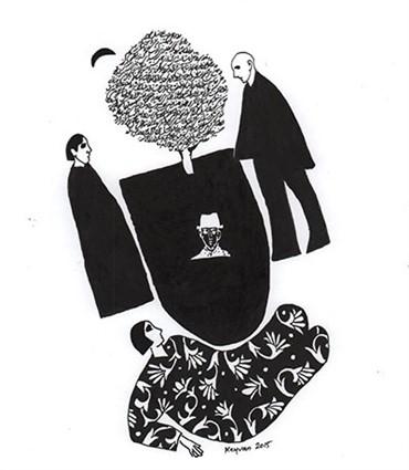 , Keyvan Mahjoor, Untitled, 2015, 17672