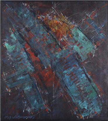 , Massoud Arabshahi, Untitled, 2000, 4510