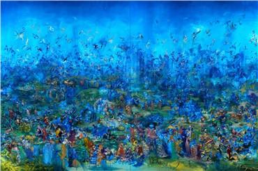 , Ali Banisadr, The Gatekeepers, 2010, 4364