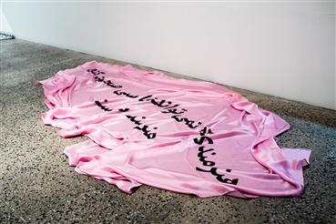 , Anahita Razmi, An Artist Who Cannot Speak Farsi Is No Artist, 2017, 26684