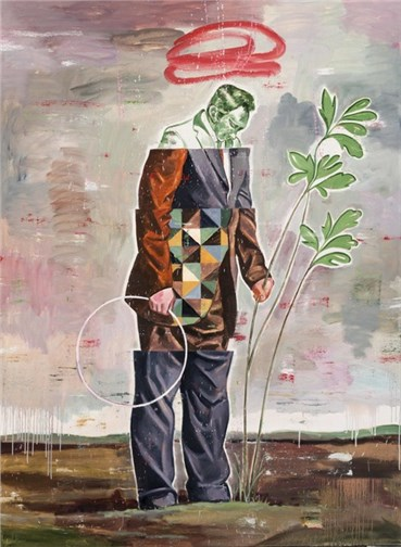 , Nikzad Nodjoumi, Early Morning Impression, 2015, 22397