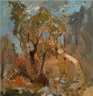 , Ebrahim Akbari, Untitled, 2020, 27159