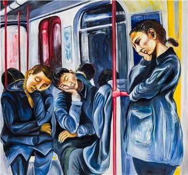 , Reihaneh Hosseini, Who Are These People?, 2020, 34765