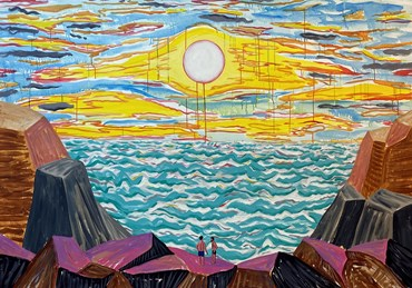 , Mostafa Sarabi, Untitled No.3, 2021, 49595