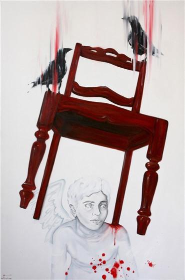 , Sepehr Bakhtiyari, Throne of Blood, 2008, 13616