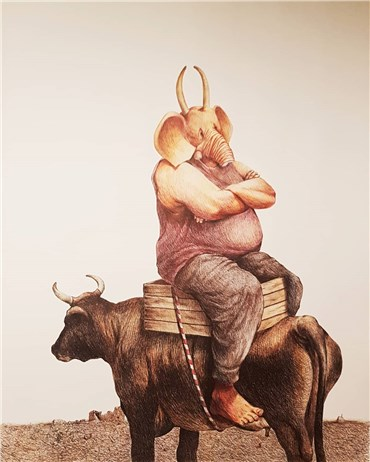 , Kian Vatan, Untitled, 2019, 29089