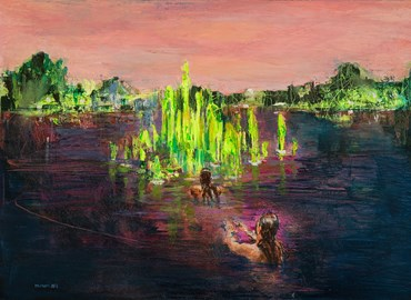 , Mahsa Nouri, The Bright Night, 2021, 50375