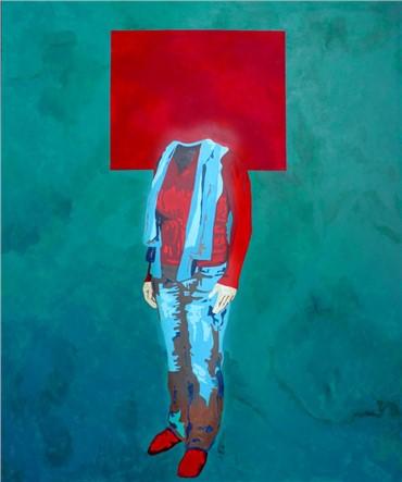 , Simin Keramati, Self Portrait, 2015, 6685