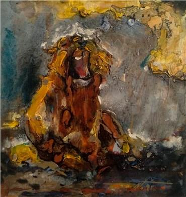 , Ebrahim Akbari, Untitled, 2020, 27155
