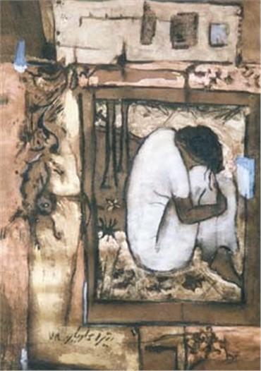 , Mitra Kavian, Untitled, , 13830