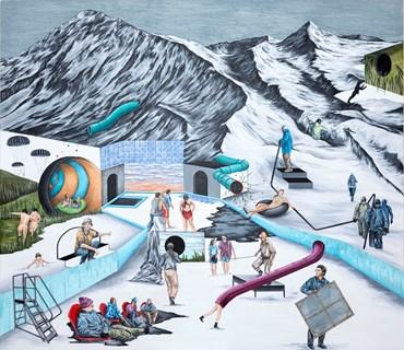 , Jinoos Misaghi, Untitled, 2021, 50062