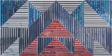 , Monir Shahroudy Farmanfarmaian, Untitled, 2018, 17169