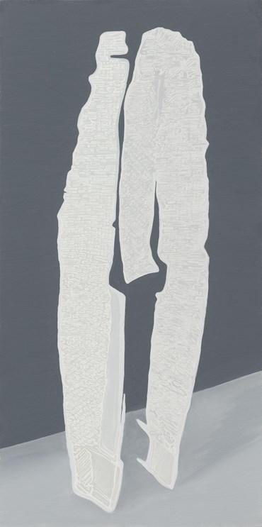 Raheleh Amirbahrami, Naum Gabo: Model for a 'Monument to the Unknown Political Prisoner', 2021, 0