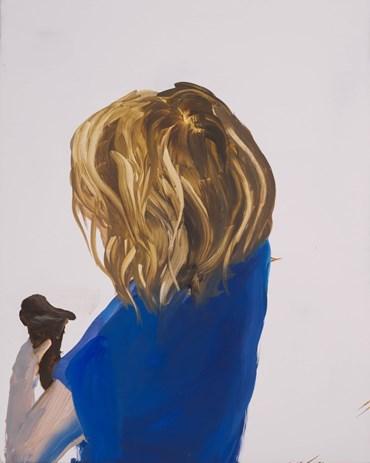 , Tala Madani, Two Figures, 2021, 45716