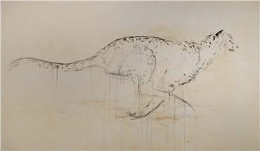 , Yalda Sepahpour, Asiatic Cheetah I, 2019, 22475