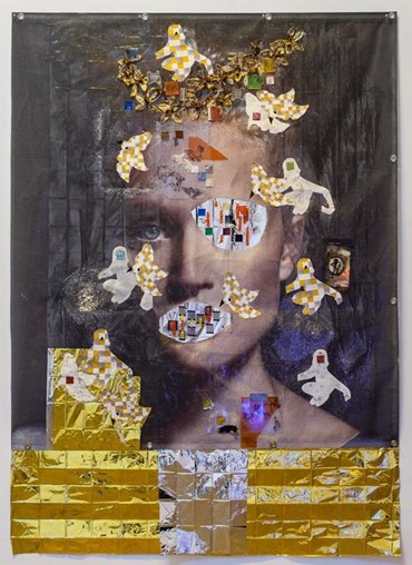 , Mehraneh Atashi, Maybe The Universe Was Once Young Like You, 2016, 42154