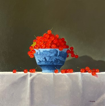 , Ian Parker, Red Currants in Spode, , 48937