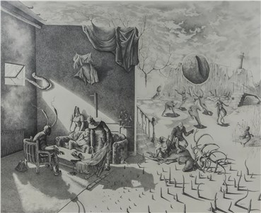, Payam Qelichy, Untitled, 2019, 36225