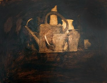 Ali Momajjed, Untitled, 2011, 0