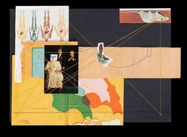 Farsad Labbauf, Zero Liquid -  Daul, 2000, 9862