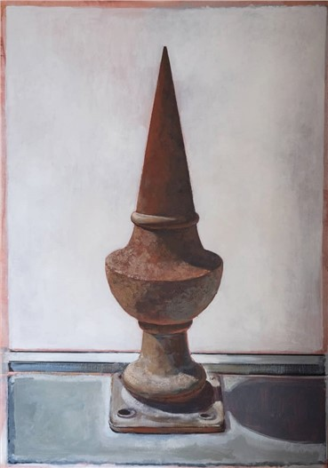 Painting, Bijan Saffari, Still Life, , 19628