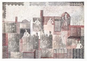 Mixed media, Narges Hashemi, Untitled, 2007, 29252