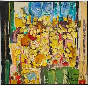 Manoucher Yektai, Untitled, 1952, 0