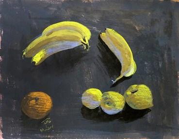 Ali Momajjed, Untitled, 2020, 0