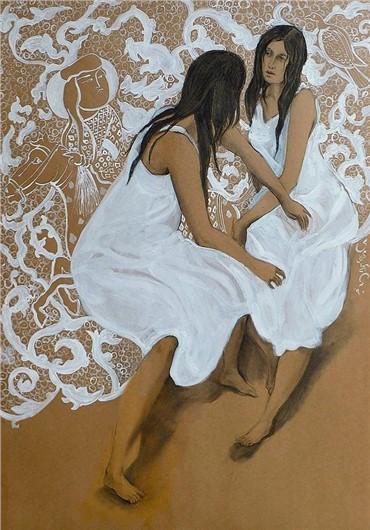 , Mehdi Ahmadi, Untitled, 2011, 12389