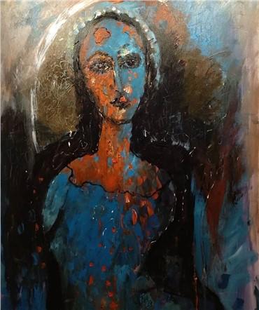 , Shahla SafarZadegan, Untitled, , 16571