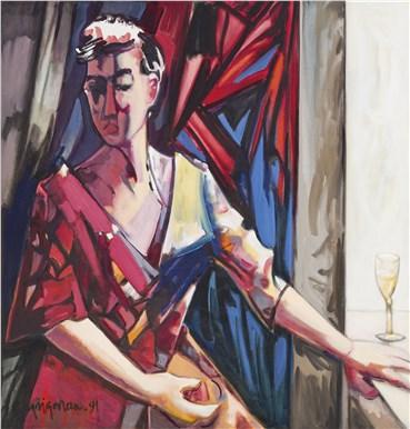 , Marcos Grigorian, The Royal Look, 1991, 21802