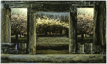 , Behjat Sadr, Untitled, 1990, 7471