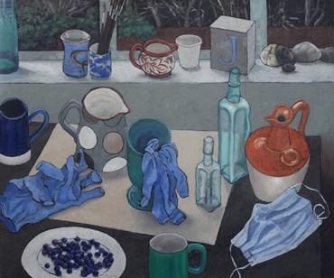 , Jill Ogilvy, Studio in Isolation, , 48938