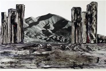 , Behjat Sadr, Untitled, 1988, 38316