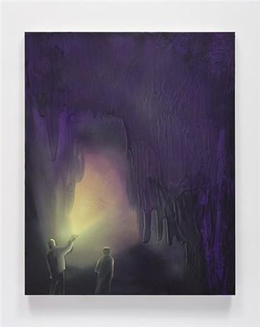 , Tala Madani, Cave Interior, 2019, 22697