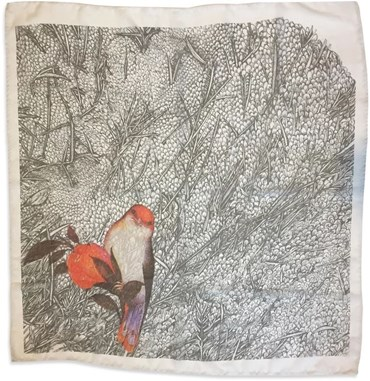 , Niloofar Kasbi, Bird and Flower, 2020, 47644