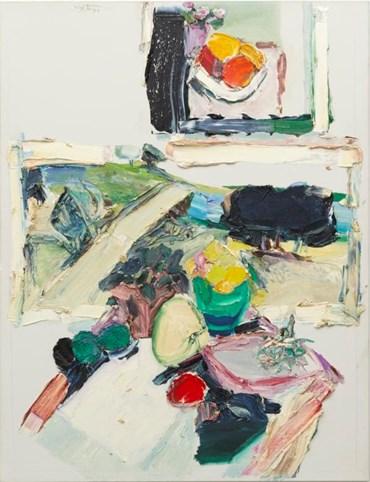 Manoucher Yektai, Untitled, 1980, 0
