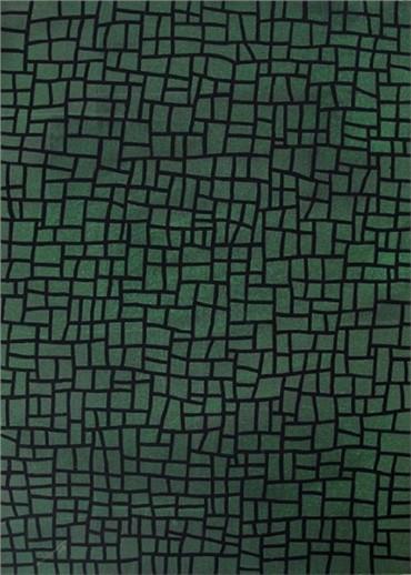 Works on paper, Javad Modaresi, Untitled, 2015, 722