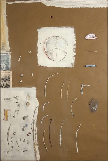 Works on paper, Shahla Hosseini, Untitled, 1999, 17407