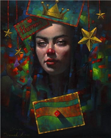 , Siamak Azmi, Untitled, 2016, 14473