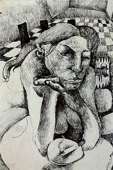 , Saba Masoumian, Untitled, 2002, 13198