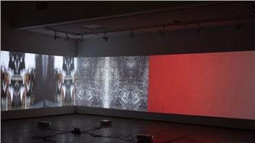 Installation, Sara Emsaki, Moon City, 2019, 31725