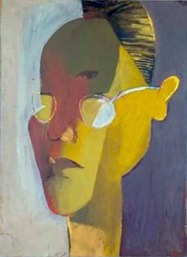 Painting, Masoumeh Mozaffari, Untitled, 2002, 45794