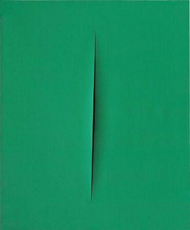 , Lucio Fontana, Concetto Spaziale, Attese, 1968, 50638