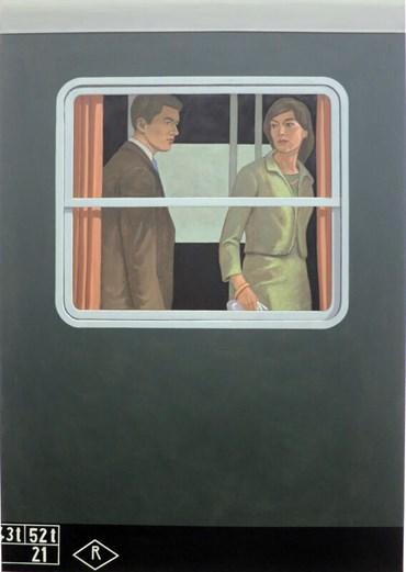 , Christian Brandl, Compartment, 2021, 49308
