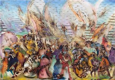 , Ali Banisadr, Foreign Lands, 2015, 17659