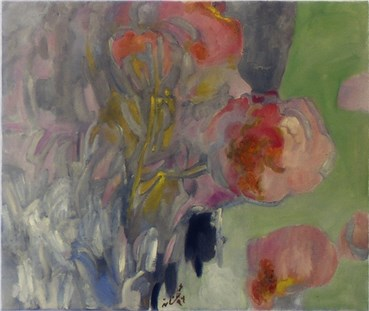 Painting, Ali Golestaneh, Untitled, 2017, 37324
