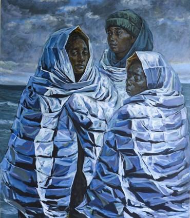 , Tewodros Hagos, Journey 54, 2020, 50653
